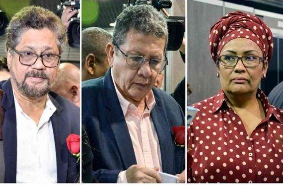 Farc inscribe listas cerradas al Congreso en todas las regiones de Colombia