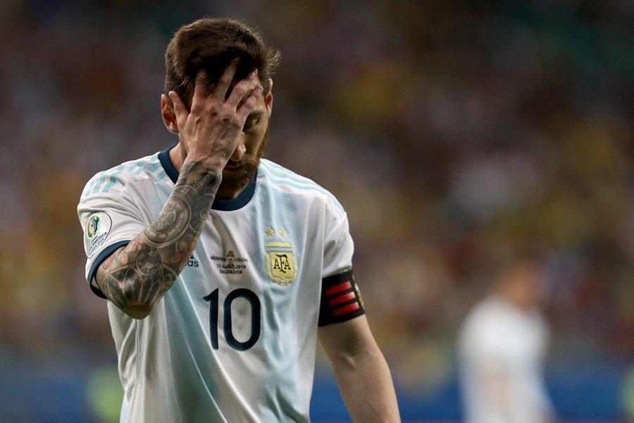 Reacciones tras la derrota de Argentina
