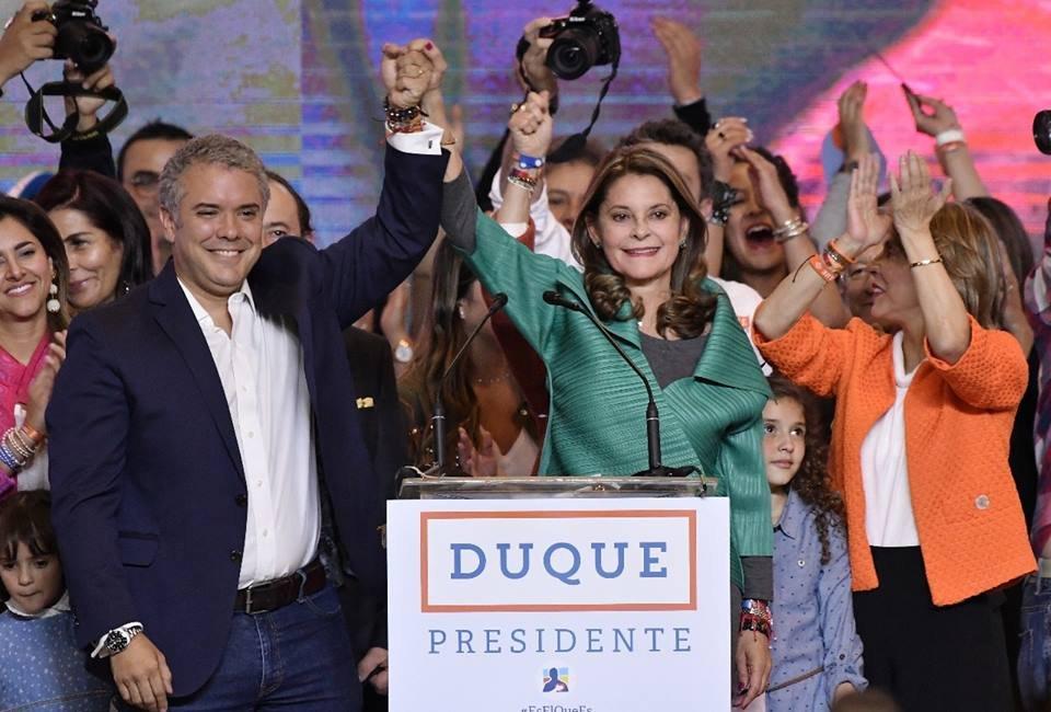 Comunidad Andina felicita a presidente electo de Colombia