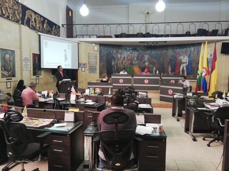 ¿Panorama incierto para la elección de contralor y personero en Ibagué? - Ecos del Combeima