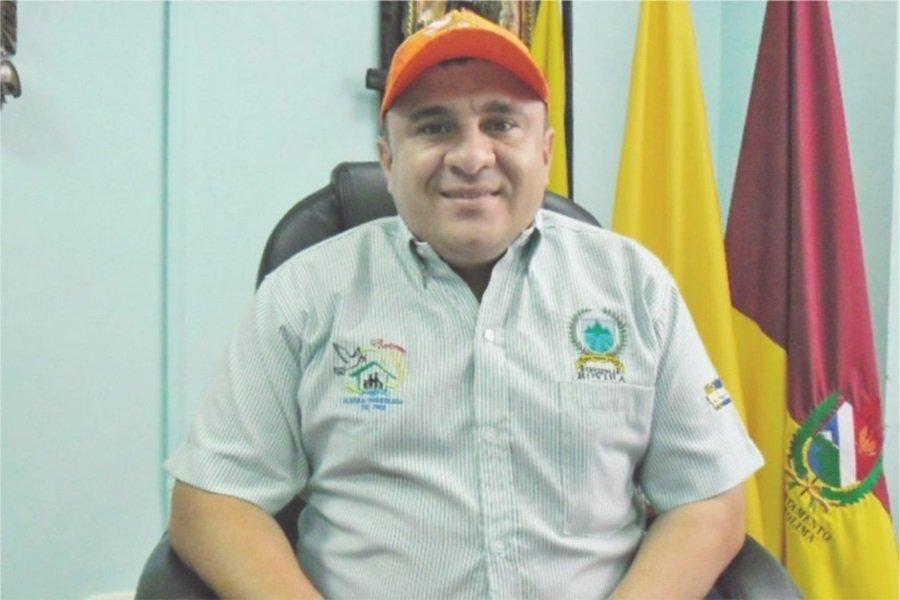 Alcalde de Rovira, David Yoanni Vivas, 4 de julio
