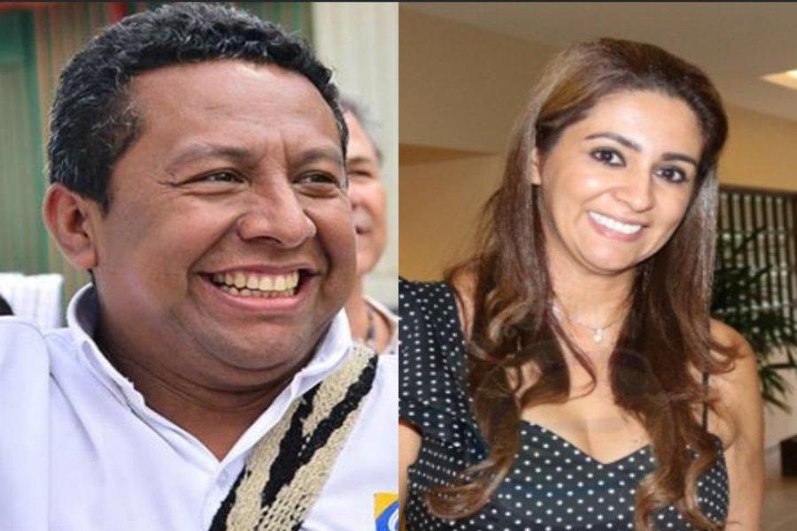 José Elver Hernández, Adriana Magaly Matíz