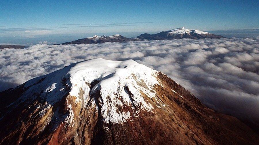 Colombia hoy solo tiene 37 kilómetros de glaciares: Ideam