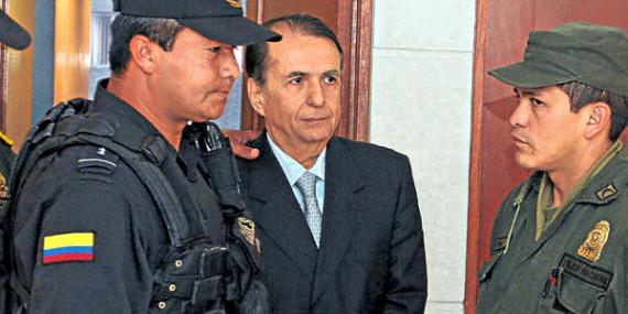Conceden casa por cárcel a Alberto Santofimio, condenado por magnicio de Galán