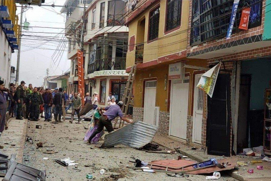 A Ibagué fue trasladado un ciudadano que resultó gravemente herido tras la explosión en Santa Isabel - Ecos del Combeima