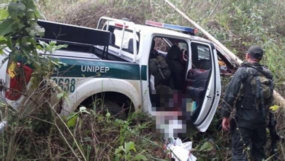 Mueren tres policías en emboscada con explosivos en suroeste de Colombia — VENEZUELA