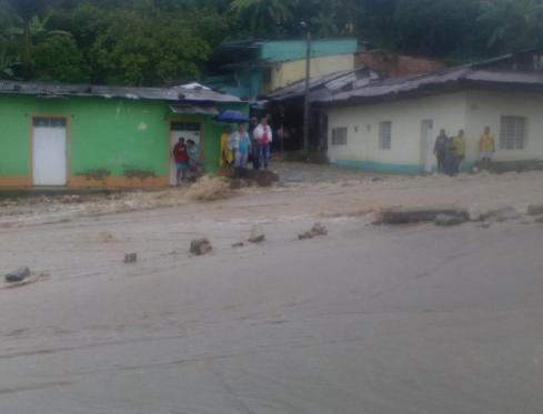 Emergencia en Villarrica, Tolima por fuertes lluvias