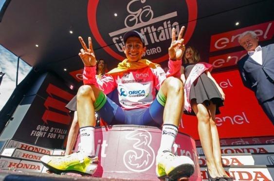 Esteban Chaves correrá Giro de Italia y Vuelta a España en 2018