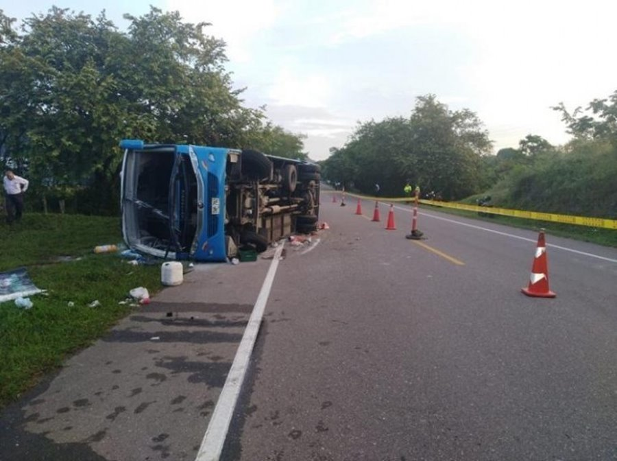 accidente coomotor tolima huila
