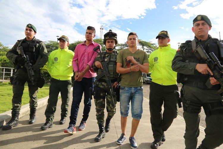 Capturados presuntos responsables de masacre en El Tarra Justicia