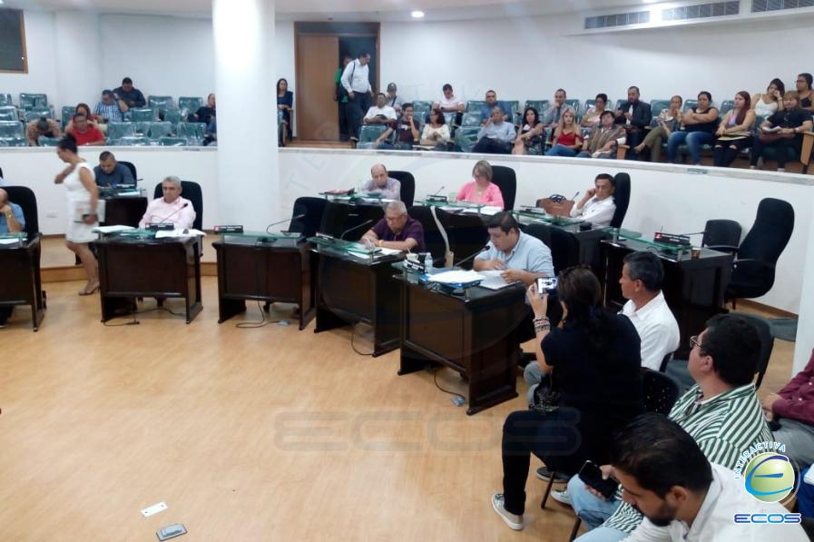 Asamblea Departamental Diputados