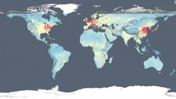 La contaminación atmosférica causa una de cada 10 muertes en el mundo