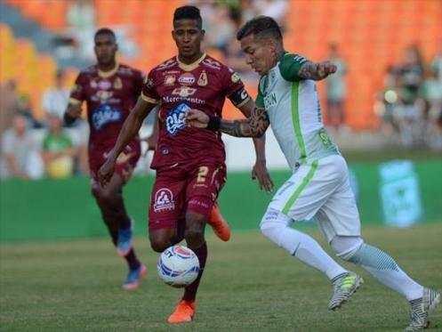 Dayro Moreno sería nuevo refuerzo de Pumas