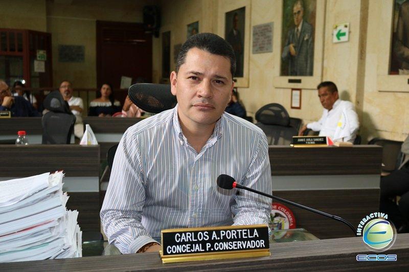 Carlos Portela