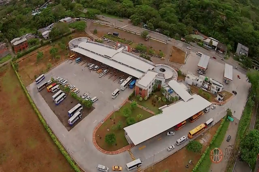 terminal Honda, certificado, Icontec, Gobernación del Tolima, Óscar Gutierrez, director Derechos Humanos