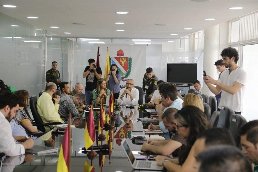Comisión de Paz - Gobernación del Tolima - HD