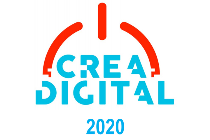 Participa en Crea Digital 2020
