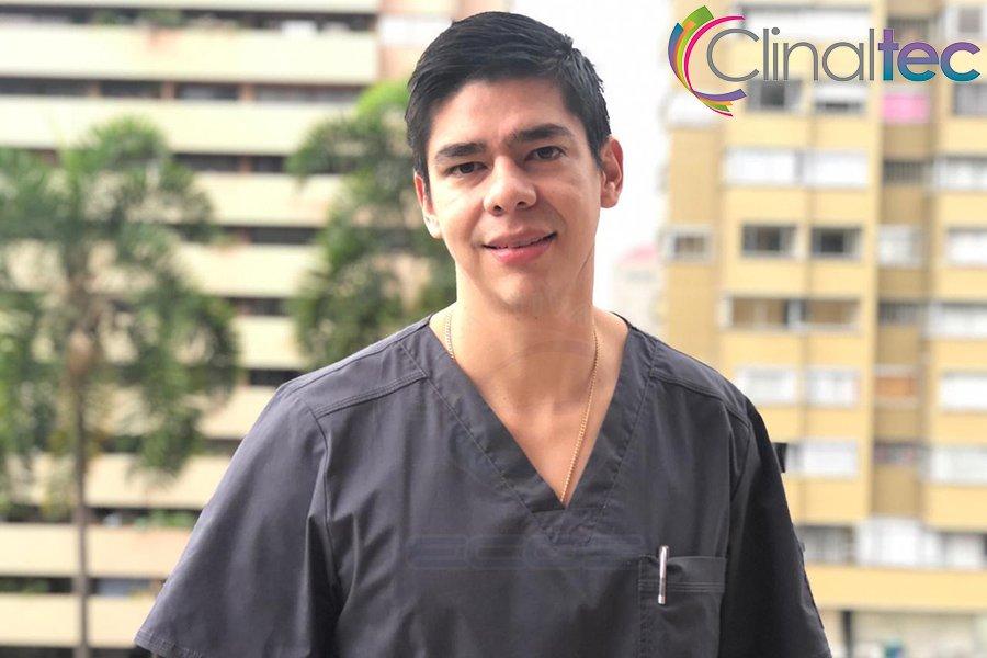 Nicolás Dussan, médico especialista en dolor y cuidados Paliativo