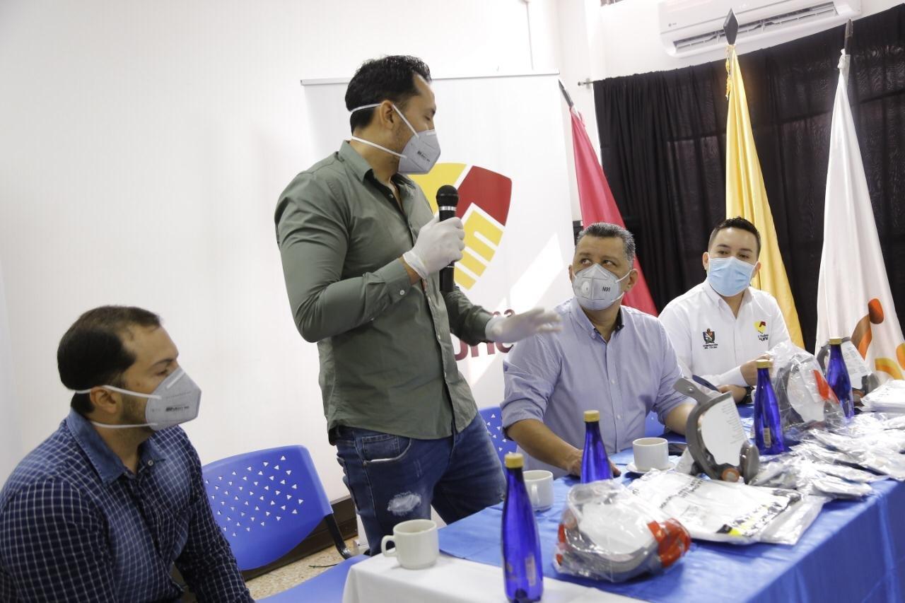 James Rodríguez 'se puso la 10' por los menos favorecidos de Ibagué