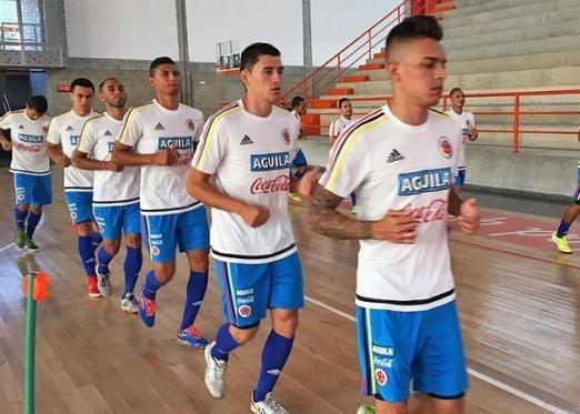 Paraguay elimina en penales a la anfitriona Colombia en Mundial de Fútsal