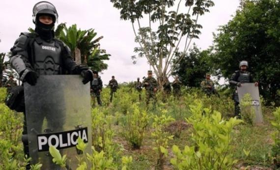 Cargos contras dos oficiales colombianos por masacre de campesinos
