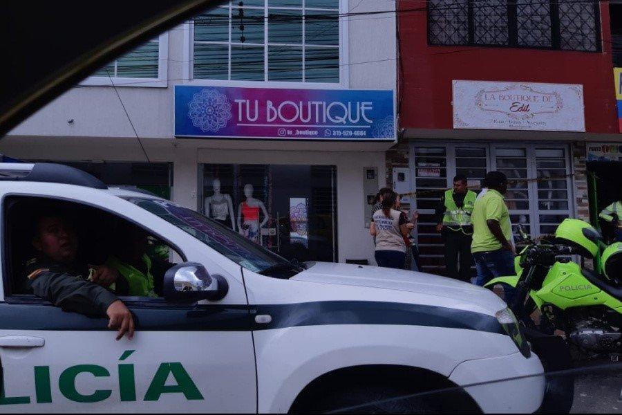 Ciudadano se suicidó este medio día en Ibagué - Ecos del Combeima