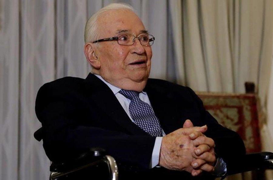 Fallece el ex presidente colombiano Belisario Betancur a los 95 años — Colombia
