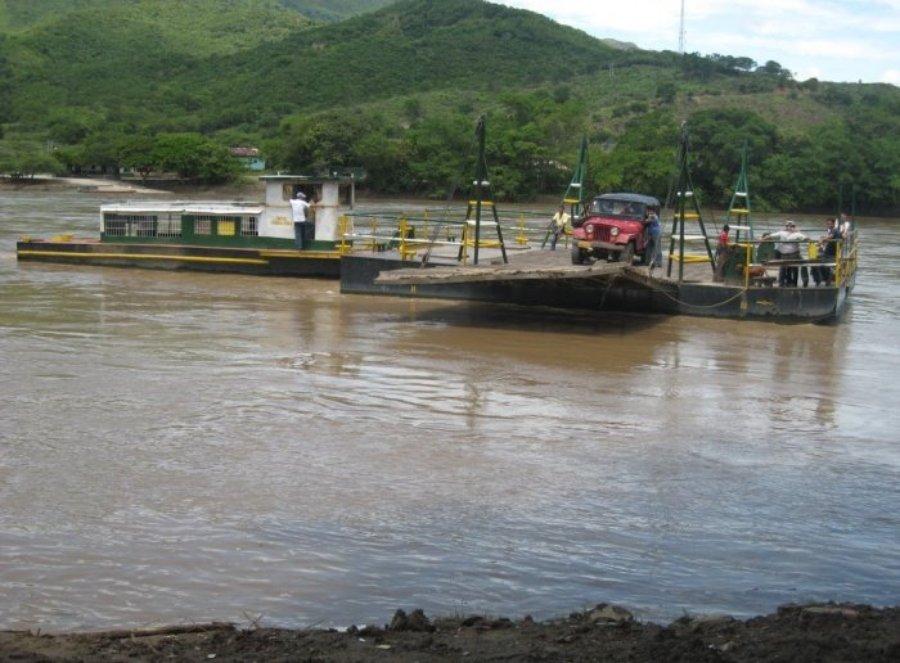 Entrará en funcionamiento el Ferry del municipio de Ambalema - Ecos del Combeima