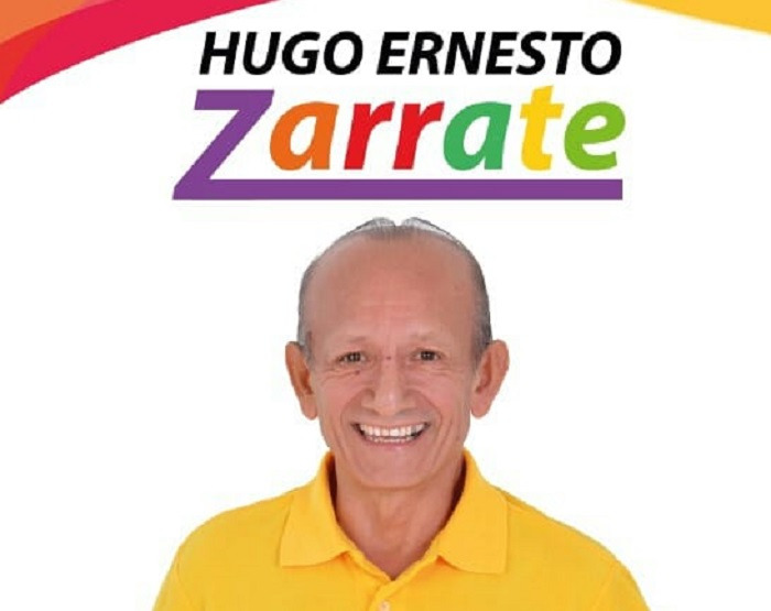 Hugo Ernesto Zarrate