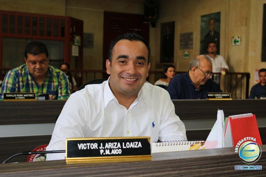 Víctor Ariza