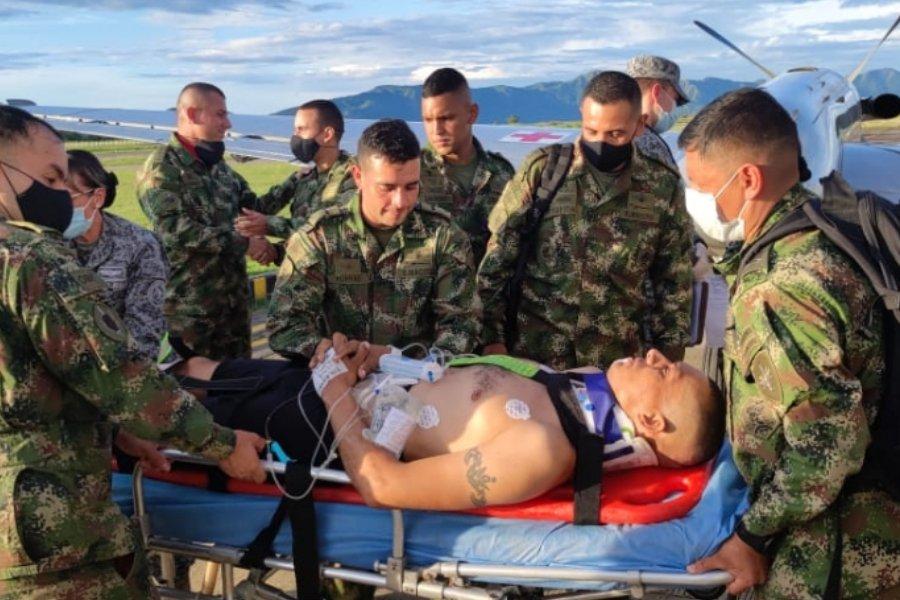 En video quedó la caída de un soldado al que no le abrió el paracaídas en  Tolemaida | Patrimonio Radial del Tolima Ecos del Combeima Ibagué