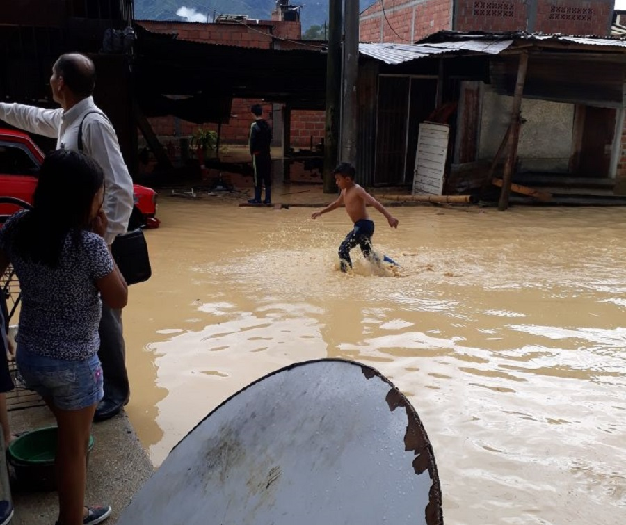 Inundación Ibagué