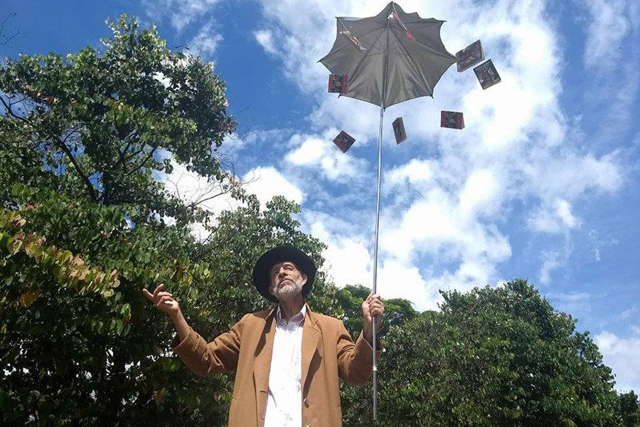 Javier Bejarano, Profesor Arte Dramático En La UT