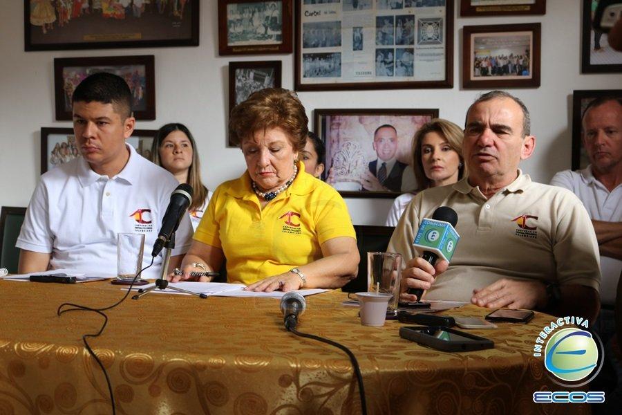 Corporación Festival Folclórico Colombiano