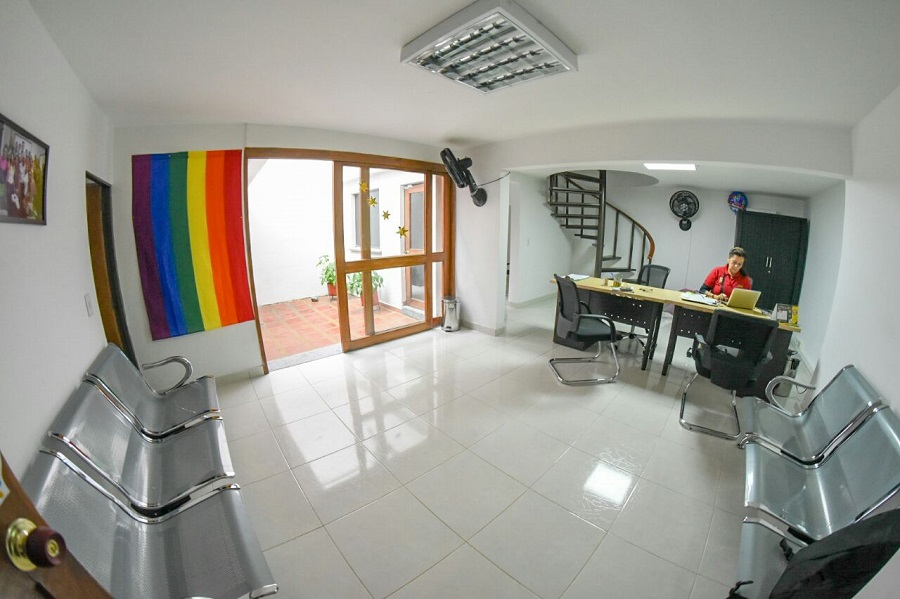 Casa LGBTI Ibagué