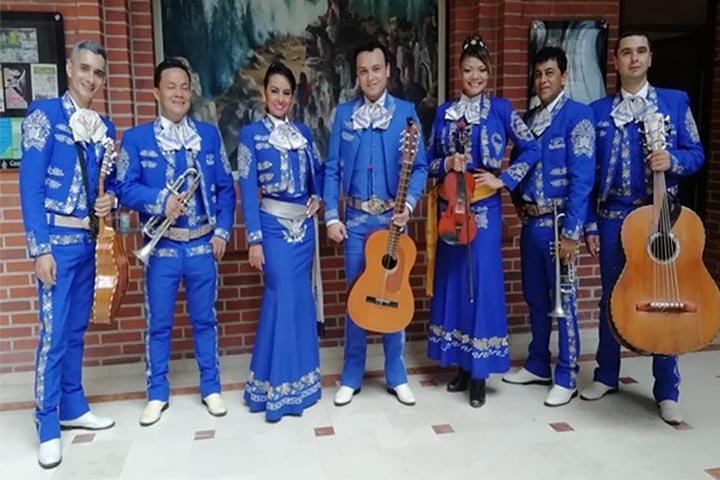 Mariachi Monterrey, el rey de los mariachis