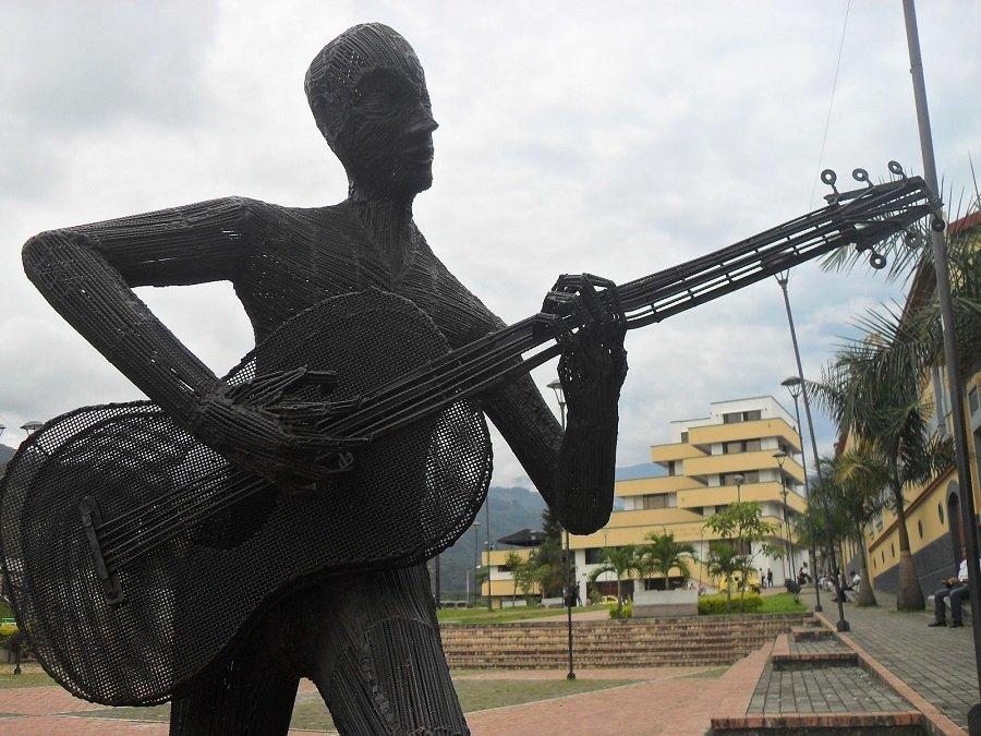 Parque de la musica Ibagué