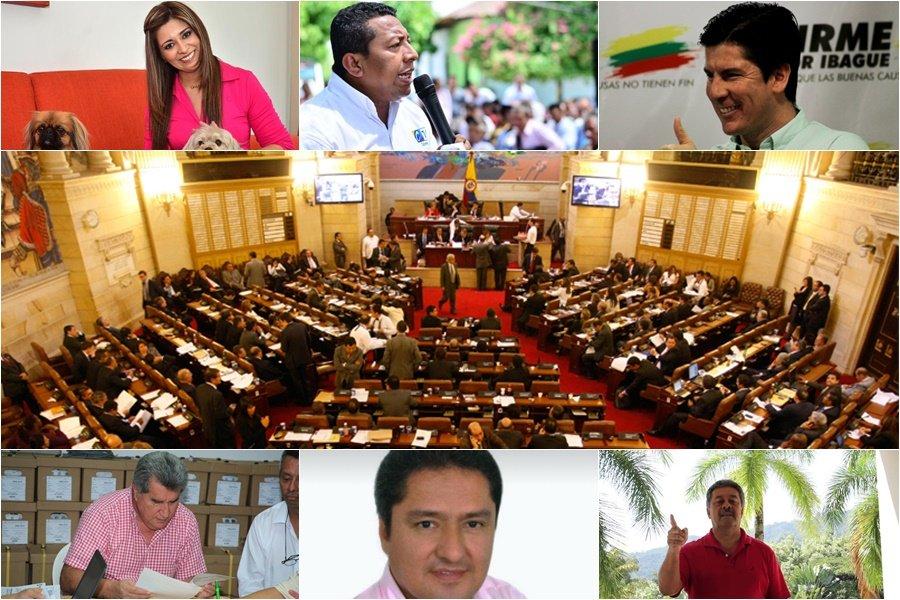Cámara de Representantes para el Tolima