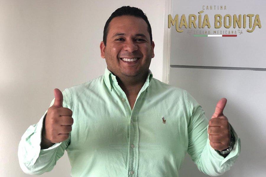 Robin Ahumada Maria Bonita