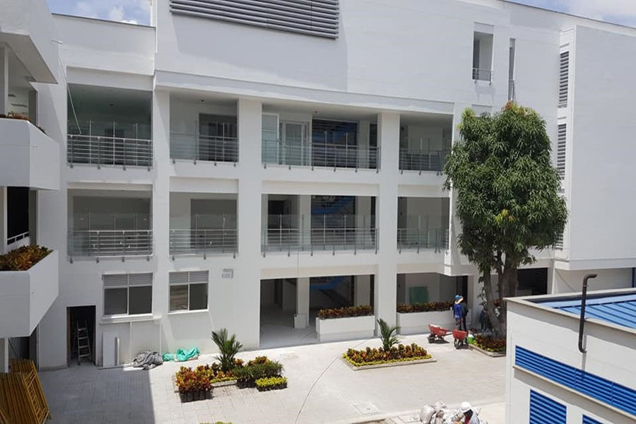 Hospital San Rafael de El Espinal