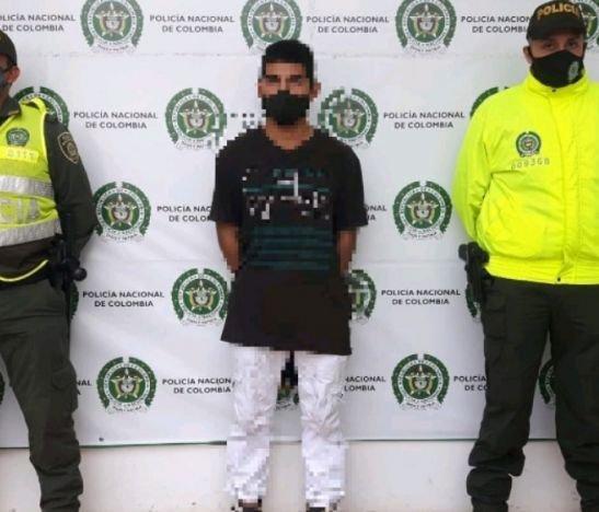 Conocido delincuente del sur del Tolima cayó en un operativo relámpago de las autoridades