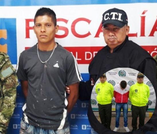 Autoridades capturaron a tres sujetos acusados de asesinar a un desmovilizado