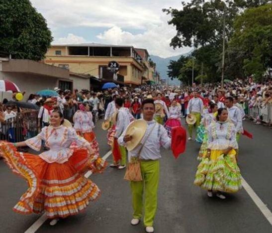 Fiestas en Ibagué