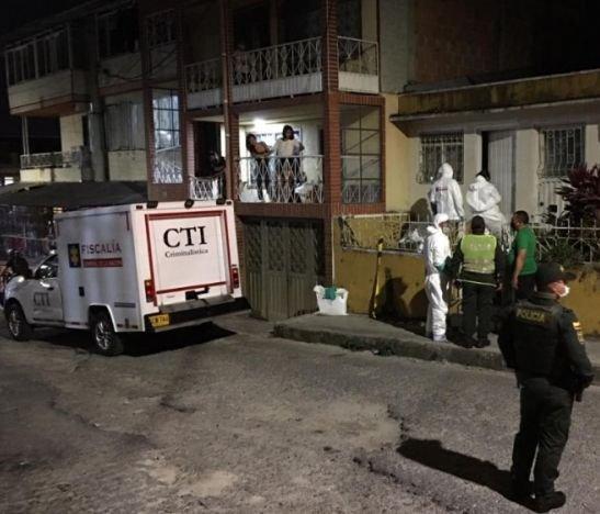 Casi momificada fue encontrada una mujer al interior de una casa en el barrio Calarcá