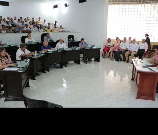 Rifirrafe entre diputados en la Asamblea Departamental