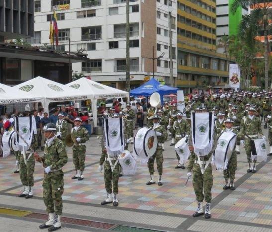 Así avanza la celebración del Día del Orgullo Tolimense
