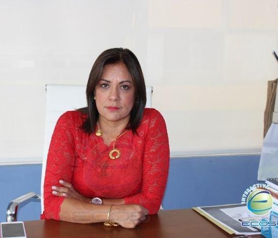 Olga Lucía Alfonso Lanini, secretaria de Planeación del Tolima, 2018