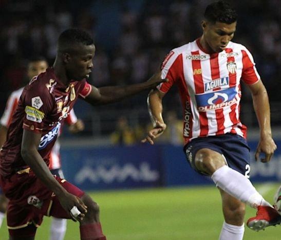 Con goles de Plata, Nieto y Castro, Deportes Tolima ganó en el Metropolitano