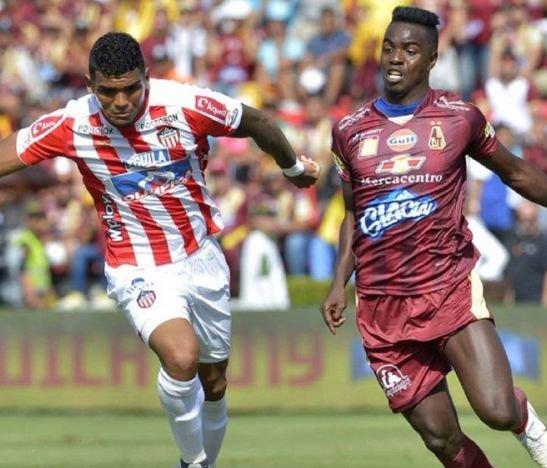 Al Deportes Tolima no le rinde en Ibagué: empató en casa contra el 'Tiburón'