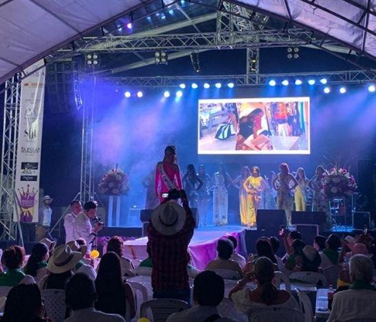 La Sexta Brigada del Ejército Nacional ganó el Reinado Empresarial del Tolima